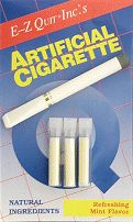E-Z Quit Smokeless Artificial Cigarette